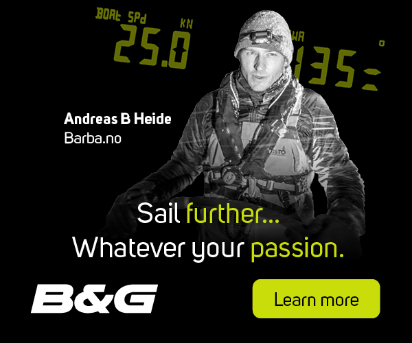 B&G 2020 Further Passion 600x500