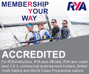 RYA Membership - Accredited 2017