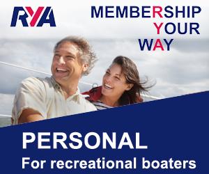 RYA Membership - Personal 2017