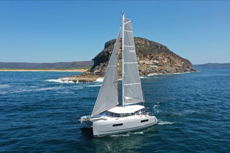 Excess 12 Catamaran - photo © Flagstaff Marine