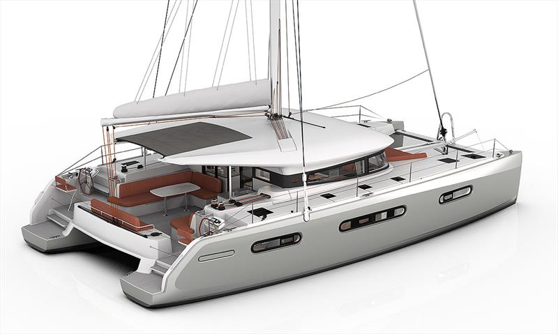 First look at the new Excess 15, one of the first of two models that will be launched towards the end of 2019 - photo © Excess Catamarans