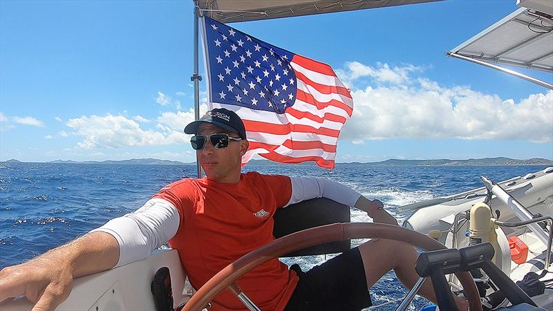 Life on the high seas... - photo © Jason Chipp