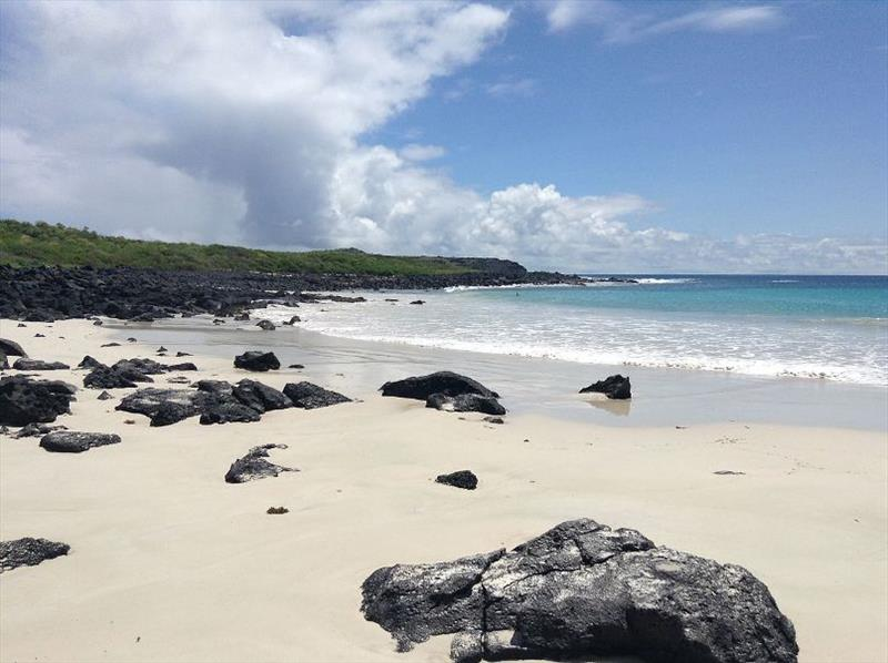 Puerto Chino Beach, San Cristobal, Galapagos Islands - photo © MusikAnimal, Wikimedia Commons, CC SA 4.0 International