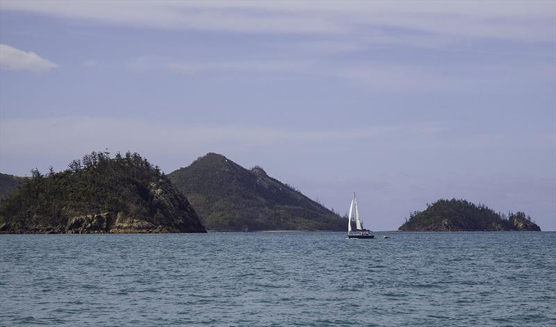 74 islands to choose from and loads of day hops to be had - wonderful stuff - Whitsunday Islands, Queensland. - photo © John Curnow