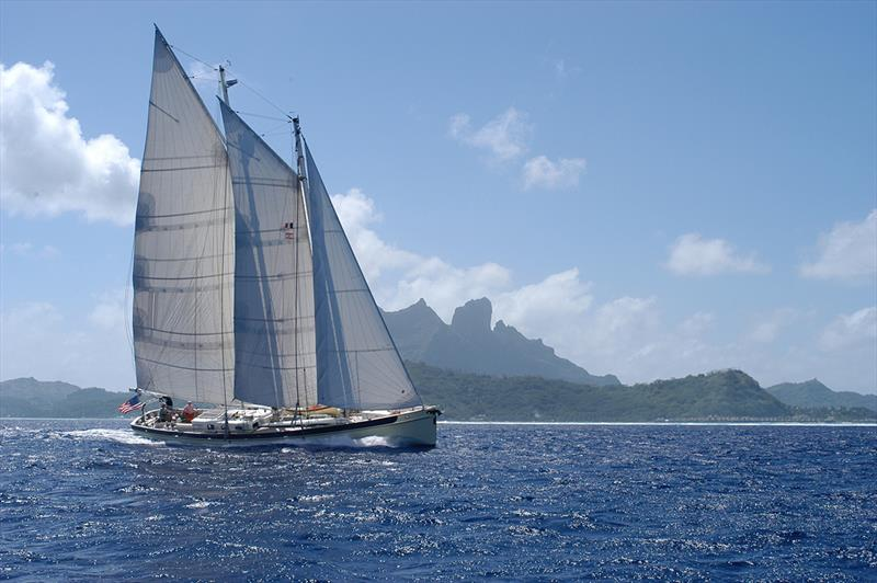 Frank Blair - Annual Sailing Stories - photo © Erwin Christian