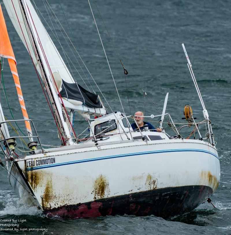 OCC Member Bill Hatfield secures World Sailing speed record - photo © Light Photography