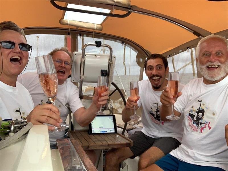 2021-22 World ARC - Jubilate Equator Celebrations photo copyright World Cruising Club taken at  and featuring the Cruising Yacht class