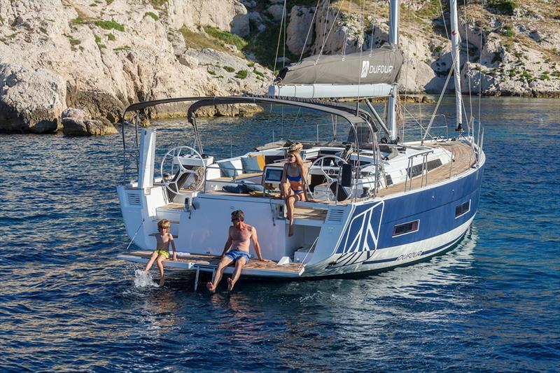 Dufour 470 - photo © Dufour Yachts