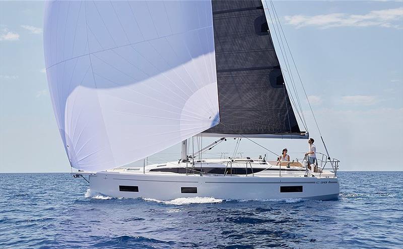 Bavaria C38 is a brilliant coastal cruiser and social racer. - photo © Bavaria Yachts