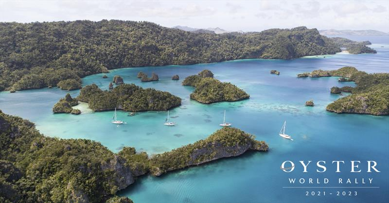 Oyster World Rally - photo © Oyster Yachts