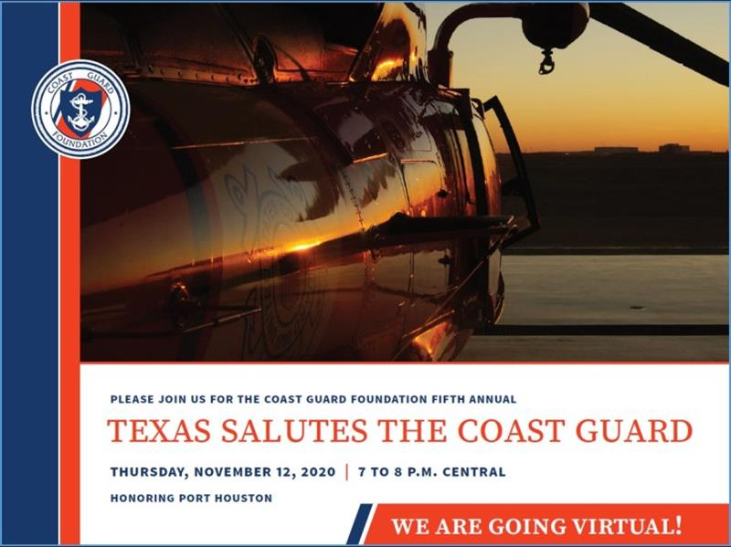 The 5th Annual Texas Salutes the Coast Guard - photo © U.S. Coast Guard