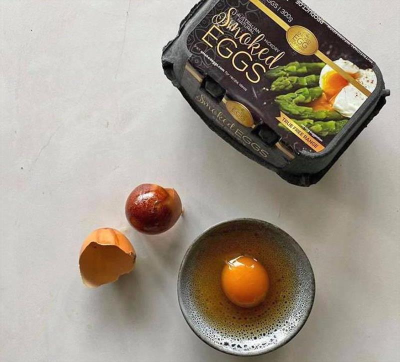 Look a little bit different, fast a little bit different and have hugely different qualities as well - Chilled Smoked Eggs - photo © The Smoked Egg Company