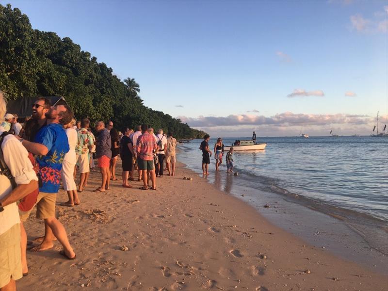 Fiji - photo © Oyster Yachts