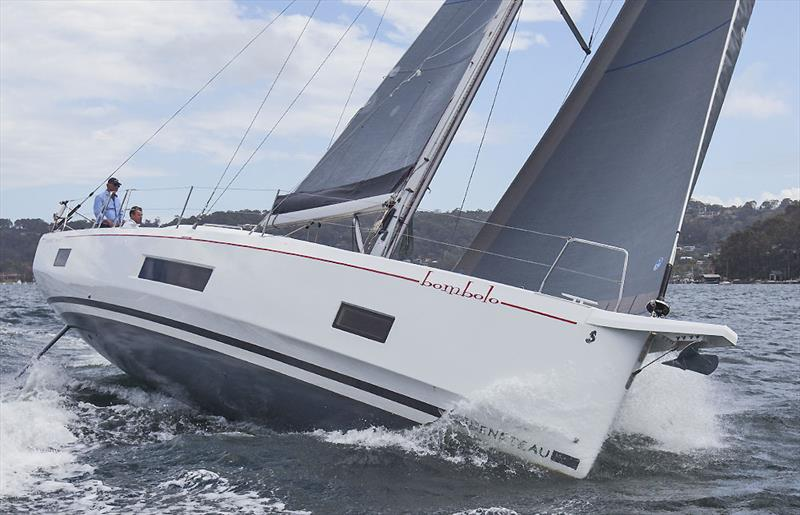 Beneteau Oceanis 461 - photo © John Curnow